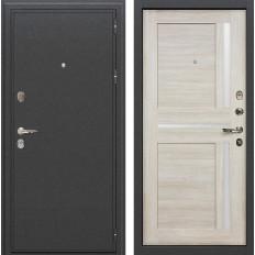 Входная дверь Лекс Колизей Баджио Ясень кремовый (панель №49)
