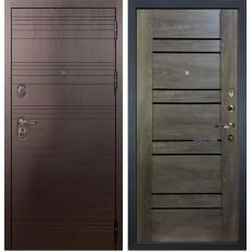 Входная дверь Лекс Легион Терра Графит шале (панель №64)