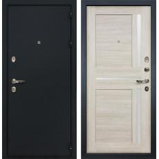 Входная дверь Лекс 2 Рим Баджио Ясень кремовый (панель №49)
