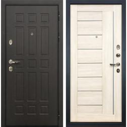Входная дверь Лекс Сенатор 8 Верджиния Дуб беленый (панель №38)