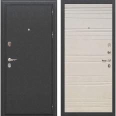 Входная дверь Лекс Колизей Дуб фактурный кремовый (панель №63)