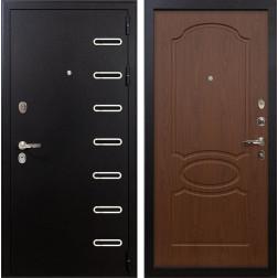 Входная металлическая дверь Лекс Витязь Береза мореная (панель №12)