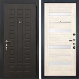 Входная дверь Лекс 4А Неаполь Mottura Сицилио Дуб беленый (панель №46)