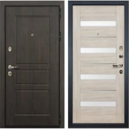 Входная дверь Лекс Сенатор Винорит Сицилио Ясень кремовый (панель №48)