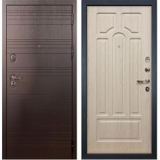 Входная дверь Лекс Легион Дуб беленый (панель №25)