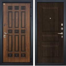 Входная дверь Лекс Гладиатор 3К Винорит Алмон 28 (панель №60)