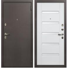 Входная дверь Лекс 1А Ясень белый (панель №34)