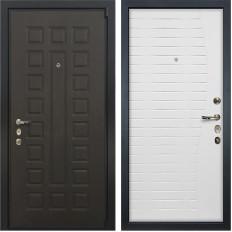 Входная дверь Лекс 4А Неаполь Mottura Ясень белый (панель №36)