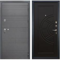 Входная дверь Лекс Легион 3К Софт графит / Венге (панель №43)