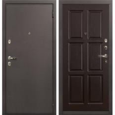 Входная дверь Лекс 1А Ясень шоколад (панель №84)