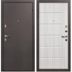 Входная дверь Лекс 1А Сандал белый (панель №42)