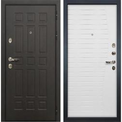 Входная дверь Лекс Сенатор 8 Ясень белый (панель №36)
