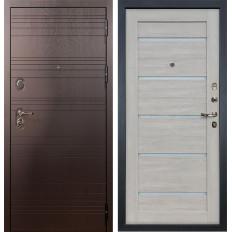 Входная дверь Лекс Легион Клеопатра-2 Ясень кремовый (панель №66)