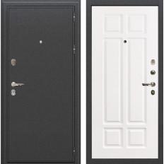 Входная дверь Лекс Колизей Софт белый снег (панель №89)