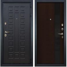Входная дверь Лекс Гладиатор 3К Новита Венге (панель №53)