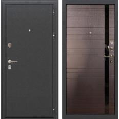 Входная дверь Лекс Колизей Ясень шоколад (панель №31)