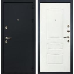 Входная дверь Лекс 2 Рим Белая шагрень (панель №68)