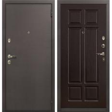Входная дверь Лекс 1А Ясень шоколад (панель №88)