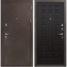 Входная дверь Лекс 5А Цезарь Венге (панель №21)