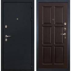 Входная дверь Лекс 2 Рим Ясень шоколад (панель №84)