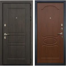 Входная дверь Лекс Сенатор Винорит Береза мореная (панель №12)