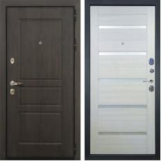 Входная дверь Лекс Сенатор Винорит Клеопатра-2 Дуб беленый (панель №58)