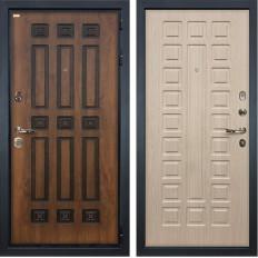Входная дверь Лекс Гладиатор 3К Винорит Дуб беленый (панель №20)
