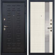 Входная дверь Лекс Гладиатор 3К Новита Дуб беленый (панель №52)