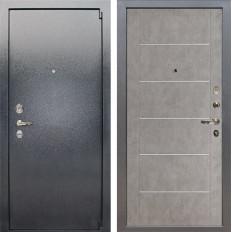 Входная дверь Лекс 3 Барк Бетон серый (панель №80)