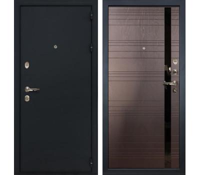 Входная стальная дверь Лекс 2 Рим Ясень шоколад (панель №31)