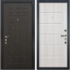 Входная дверь Лекс 4А Неаполь Mottura Сандал белый (панель №42)