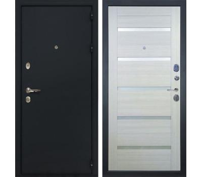 Входная стальная дверь Лекс 2 Рим Клеопатра-2 Дуб беленый (панель №58)