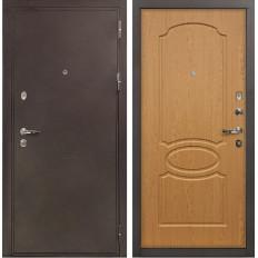 Входная дверь Лекс 5А Цезарь Дуб натуральный (панель №15)