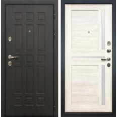 Входная дверь Лекс Сенатор 8 Баджио Дуб беленый (панель №47)
