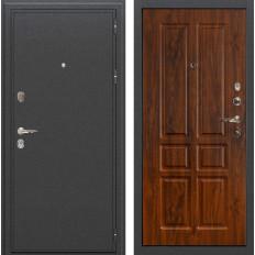 Входная дверь Лекс Колизей Винорит дуб тёмный (панель №91)