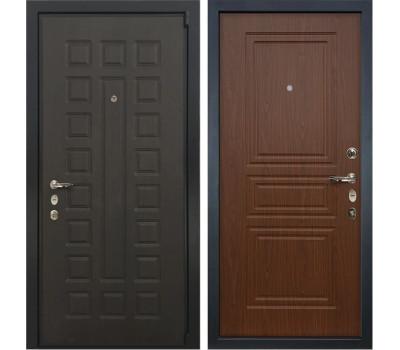 Входная стальная дверь Лекс 4А Неаполь Mottura Береза мореная (панель №19)