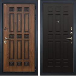Входная металлическая дверь Лекс Гладиатор 3К Винорит Венге (панель №29)