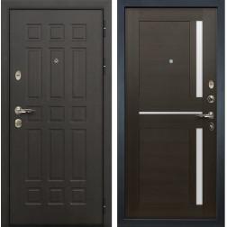 Входная дверь Лекс Сенатор 8 Баджио Венге (панель №50)