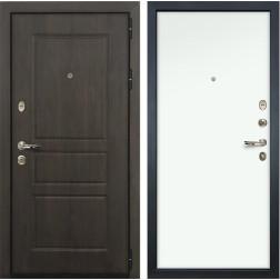 Входная дверь Лекс Сенатор Винорит Белый (панель №59)