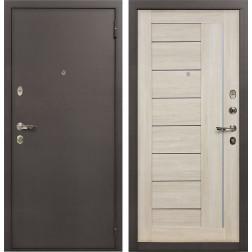 Входная дверь Лекс 1А Верджиния Ясень кремовый (панель №40)