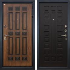 Входная дверь Лекс Гладиатор 3К Винорит Венге (панель №21)