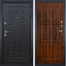 Входная дверь Лекс Гладиатор 3К Винорит дуб тёмный (панель №83)