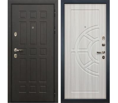 Входная металлическая дверь Лекс Сенатор 8 Сандал белый (панель №44)