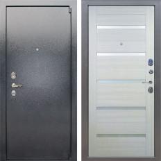 Входная дверь Лекс 3 Барк Клеопатра-2 Дуб беленый (панель №58)