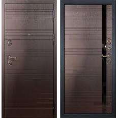 Входная дверь Лекс Легион Ясень шоколад (панель №31)