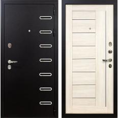 Входная дверь Лекс Витязь Верджиния Дуб беленый (панель №38)