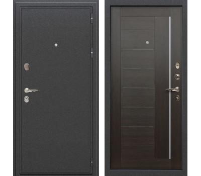 Входная стальная дверь Лекс Колизей Верджиния Венге (панель №39)