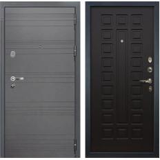 Входная дверь Лекс Легион 3К Софт графит / Венге (панель №21)