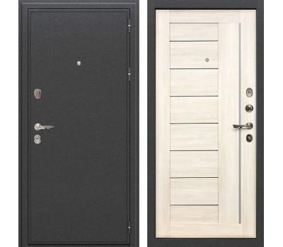 Входная стальная дверь Лекс Колизей Верджиния Дуб беленый (панель №38)