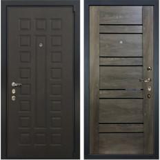 Входная дверь Лекс 4А Неаполь Mottura Терра Графит шале (панель №64)